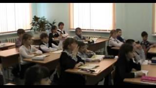Падалкина И.И. Видеоурок по Окружающему Миру в 4 классе. Система Занкова.