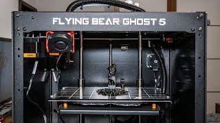 Стрим №63 - Ставим Direct на Flying Bear Ghost 5