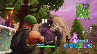 HOW TO GET THE FIERY EMOTICON FORTNITE GUIDE l Fortnitemares Part 1