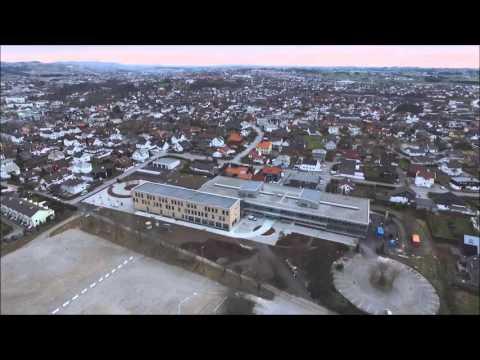 Sandnes drone video 15.04.2016
