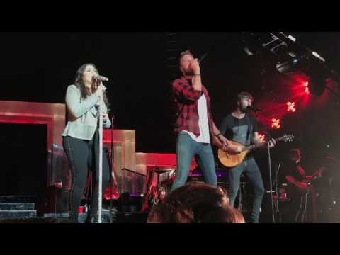 Lady Antebellum Live You Look Good Tour Toronto: Compass & We Own The Night