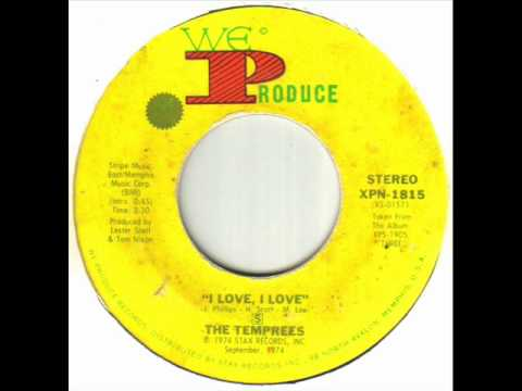 The Temprees - I Love, I Love.wmv
