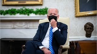 White House reporters launch formal complaint after Biden refuses to take questions yet again