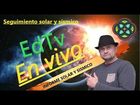 20/03 EdTv en Directo Seguimiento Tormenta solar