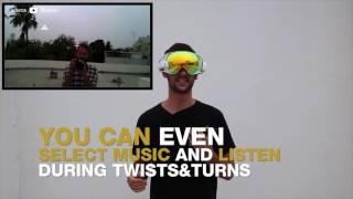 RideOn Ski Goggles