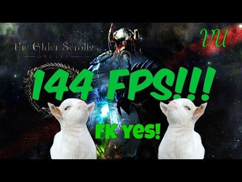 Elder Scrolls Online 100 Fps Cap