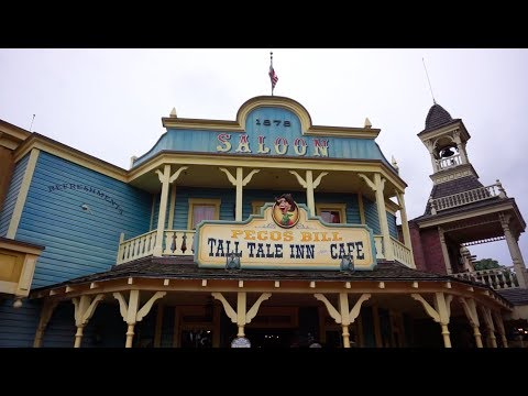 DINING REVIEW: Pecos Bill Tall Tale Inn | Magic Kingdom