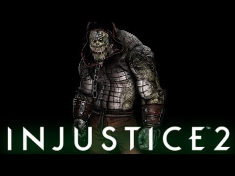 Killer Croc Confirmed? NRS Senior Artist Instagram Taken down - Injustice 2
