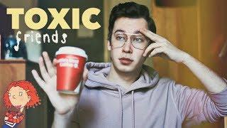 #ЧайныйЧас No. 28: Токсичная обстановка и фальшивые друзья!