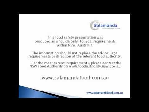 Food Safety Supervisor NSW