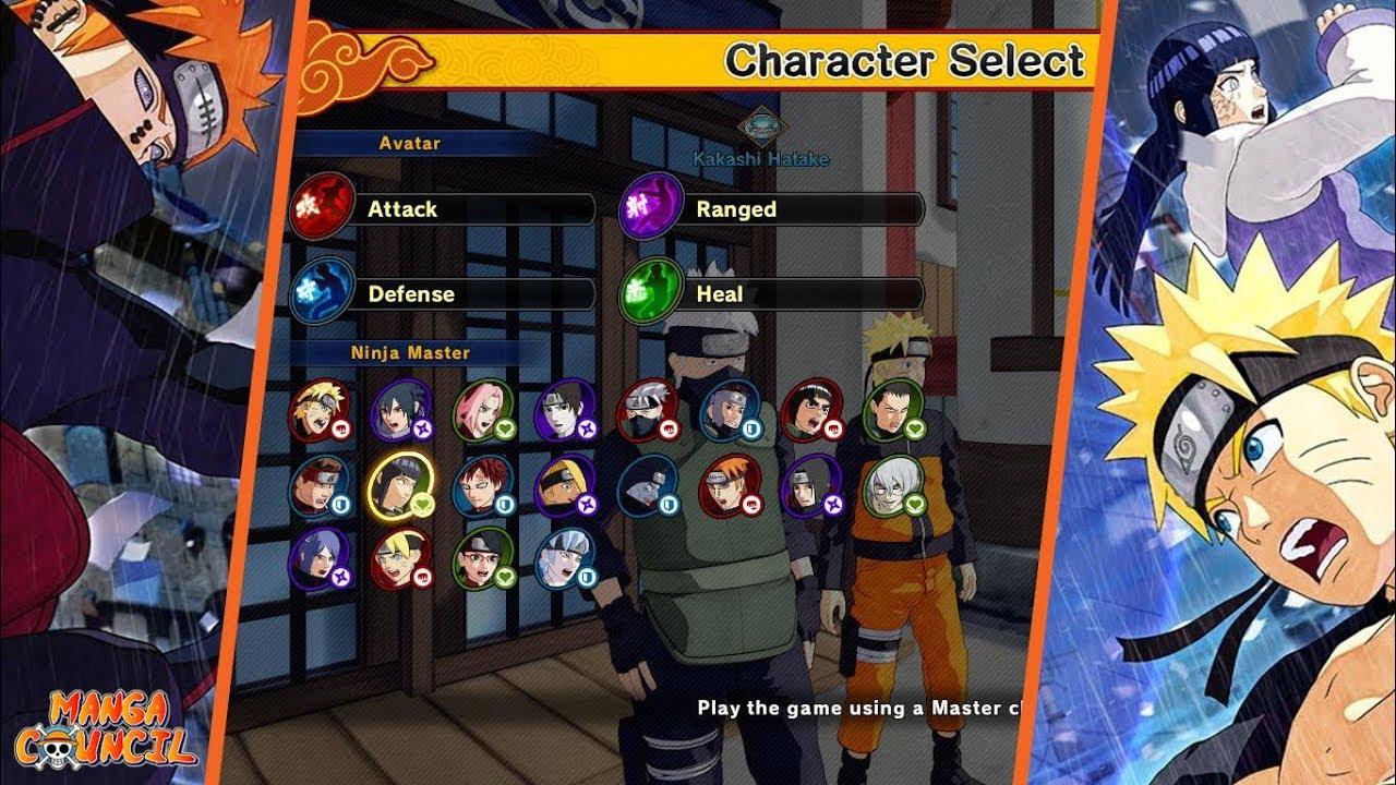 Naruto to Boruto Shinobi Striker Save Game   Manga Council