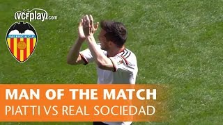 Video Gol Pertandingan Valencia CF vs Real Sociedad