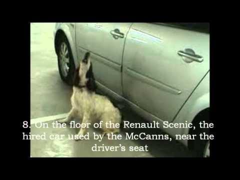 Madeleine McCann The Evidence Of The Cadaver Dogswmv