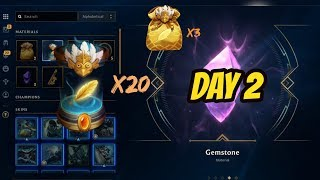 Daily 20x Birdie Capsules Opening (Day 2) - League of Legends