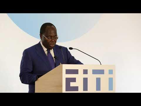 EITI Global Conference: Prime Minister H.E. Clément Mouamba, Republic of Congo