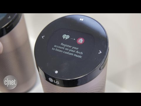 LG's new SmartThinQ Hub wants to control the connected home