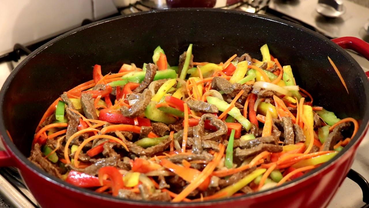 sebzeli et sote nasıl yapılır tarifi