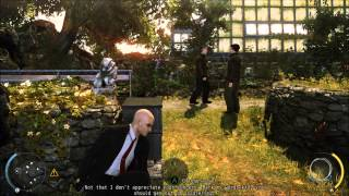 Hitman Absolution PC First Mission Gameplay on Alienware M17x R4 680M GPU Ultra settings