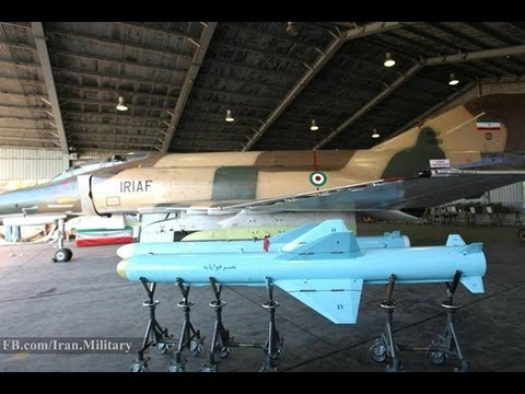 فیلم شلیک موشک قادر- Iran tests Qader air-based missile