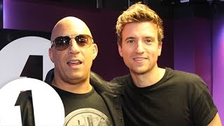Vin Diesel on why he loves the Live Lounge