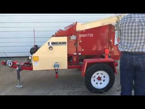Kincaid Equipment - Bundle Thresher