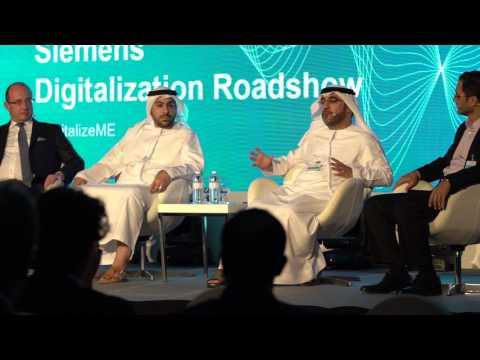 Digitalization roadshow UAE: Let's co-create the future (Dubai)