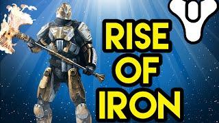 Destiny Lore Rise of Iron   Myelin Games
