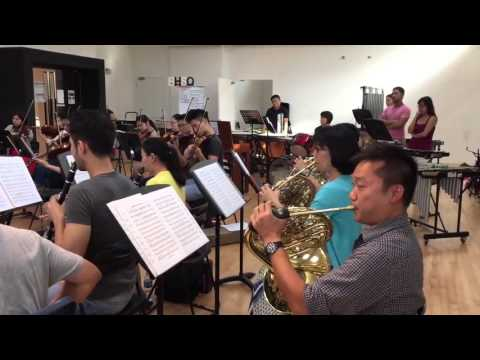 BHSO - A Christmas Festival by Leroy Anderson