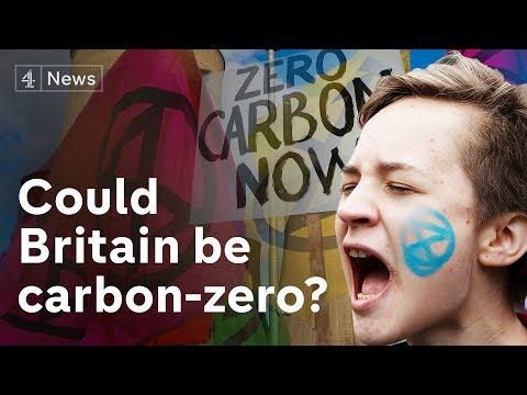 Climate change: could Britain be zero-carbon?