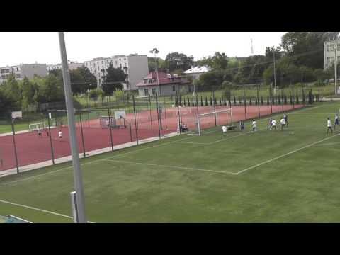 2016/2017 Świt II NDM - Sokół Serock 1:0 (Krzymiński) 20.08.2016