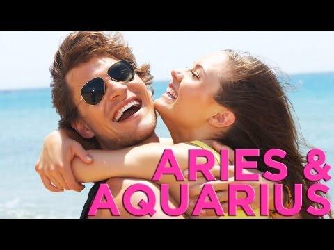 Are Aries & Aquarius Compatible? | Zodiac Love Guide