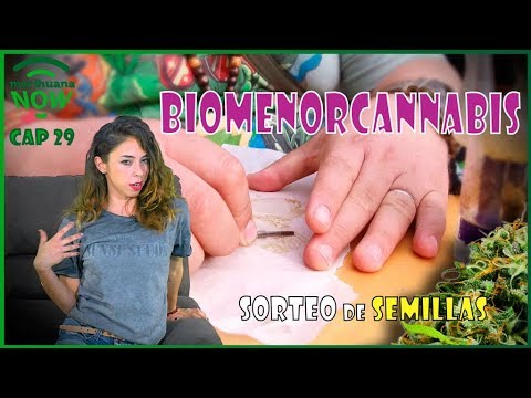 Biomenorcannabis III Marihuana TV
