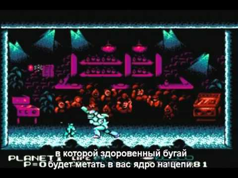The Spoony — Street Fighter 2010 The Final Fight [RUS sub]