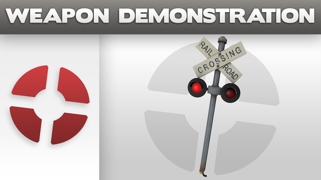 Crossing Guard - Official TF2 Wiki | Official Team Fortress Wiki