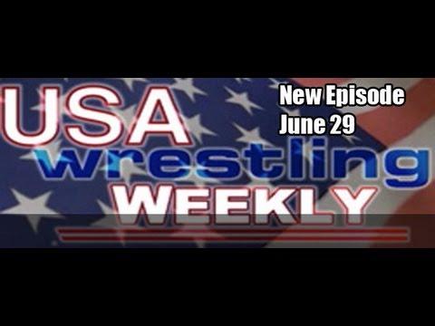 USA Wrestling Weekly, June 29, 2012 episode