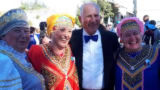 (12+) Мытищинские пенсионеры путешествуют по Европе