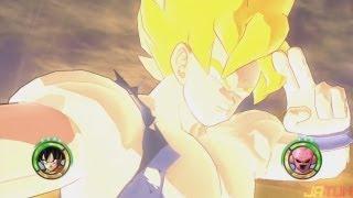 DBZ Raging Blast 2 - ALL Ultimate Moves!【FULL HD】