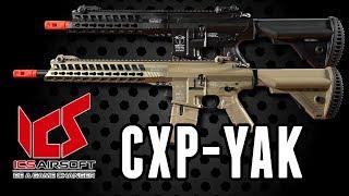 ICS CXP-YAK AEG Series