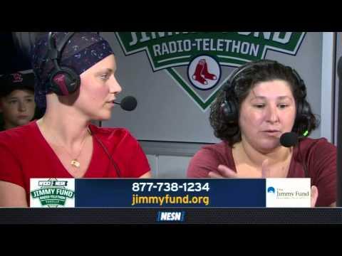 Jimmy Fund: Melissa Angiolillo