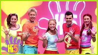 Video Hi-5 Songs | Give Five & More Kids Songs - Hi5 Songs of the Week Season 15 download MP3, 3GP, MP4, WEBM, AVI, FLV Februari 2018