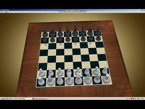Играю в шахматы с компьютером | Lvl 6