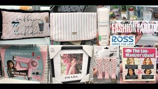 ROSS SHOP WITH ME 2019! YOU HAVE TO SEE WHAT I FOUND!