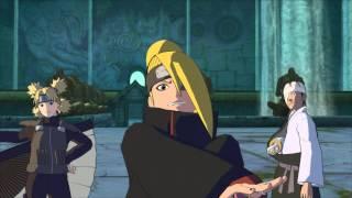 Naruto Shippuuden Ultimate Ninja Storm 3 Full Burst ONLINE [ИгроПроходимец] Part 154