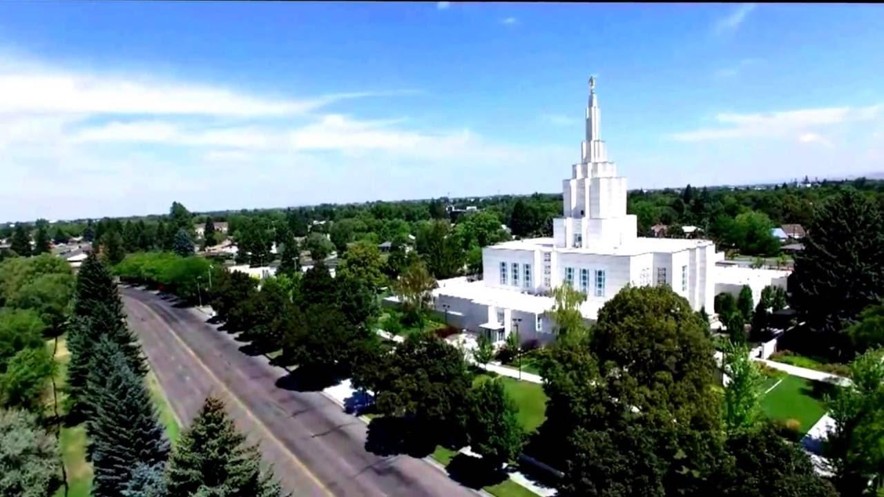 3k In Miles >> Downtown Idaho Falls - YouTube