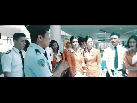 (Cuplikan) Visit Airport  Jogja Flight Balikpapan T.A 2016-2017