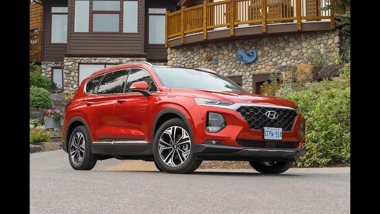 NEW Hyundai Santa Fe Review YouTube - Upper cape tech car show
