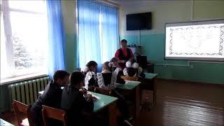 Фрагмент урока Красновой И.  В.