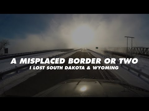 A Misplaced Border or Two | Allie Knight