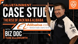 The Rise of Jack Ma and Alibaba - A Case Study for Entrepreneurs