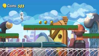 Tesla Boy Game Trailer - For IOS and Android Mobile Devices